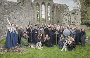 Game of Thrones Tours - Dublin: Winterfell Locations Trek