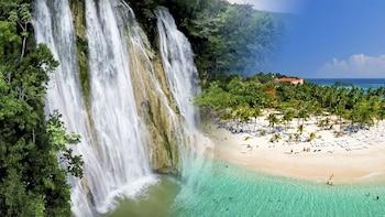 Samana Whales Tour with Bacardi Island and Limon Waterfall