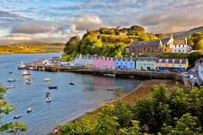 5-Day Isle of Skye, Oban, St Andrews & North West Highlands