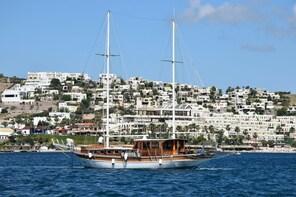 VIP Boat Cruise in Bodrum