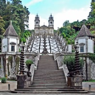 Private Braga and Guimarães in One Day with Lunch
