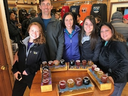 Alaskan Brewery Tasting Experience and Scenic Drive