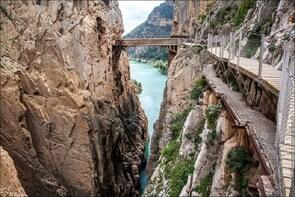 Caminito del Rey Private Tour From Malaga and Surronds