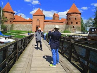 Tour to Trakai with excursion in the Castle