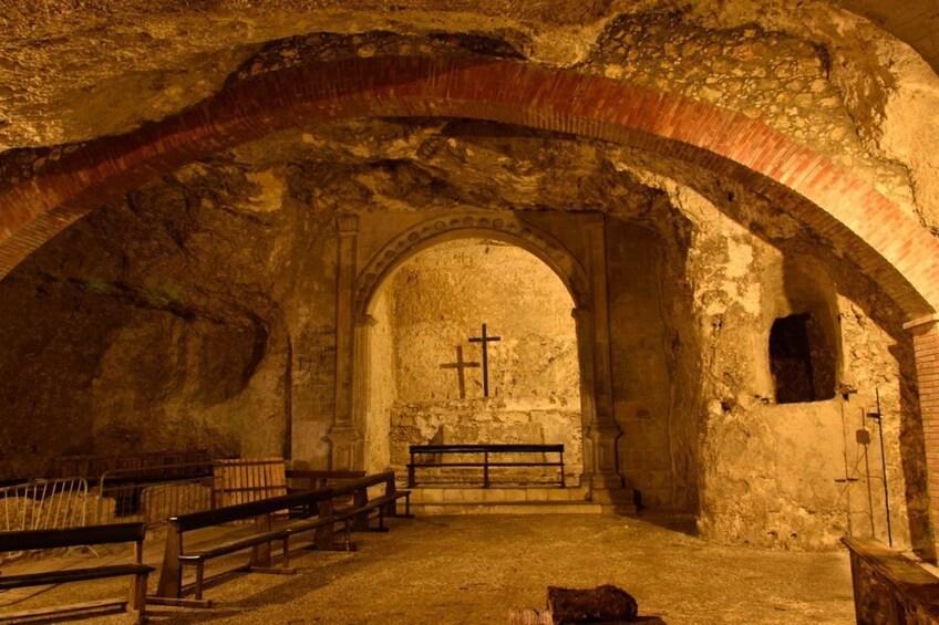 Show item 3 of 4. Underground Cagliari
