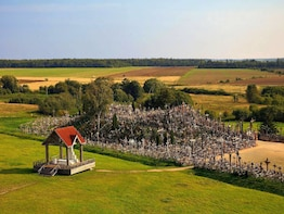 Hill of Crosses and Siauliai audio guide tour