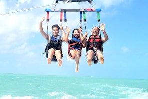 Key West Parasailing Adventure Smathers Beach