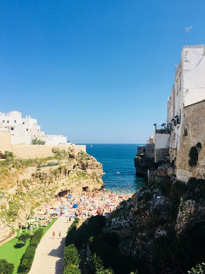 Show item 2 of 8. From Lecce:Ostuni,Alberobello and Polignano Independent Tour
