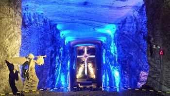 Salt Cathedral and Zipaquira tour