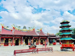 Private Medan Half-Day Multicultural City Tour