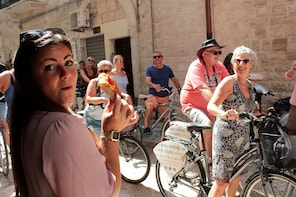 Bari Street Food Bike Tour