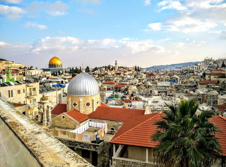 Show item 3 of 9. Amazing Jerusalem boutique tour from Tel Aviv or Jerusalem