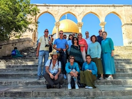 Amazing Jerusalem boutique tour from Tel Aviv or Jerusalem
