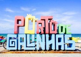 Full Day Tour To Porto De Galinhas