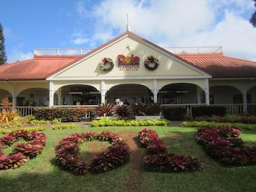 Dole Plantation on Oahu