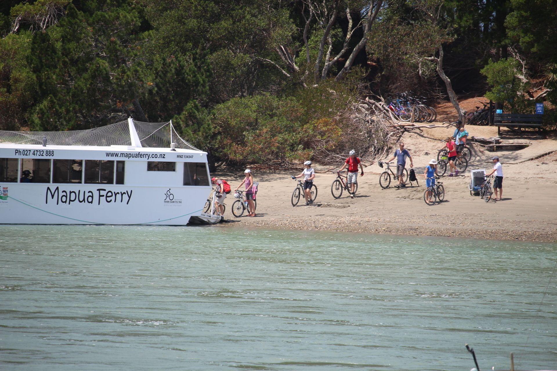 Rabbit Island and Beyond Cycle Adventure