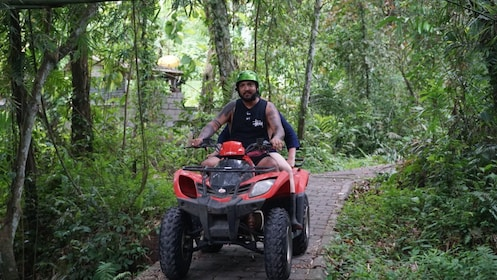 Best Bali ATV Ride with Tanah Lot Temple Tour