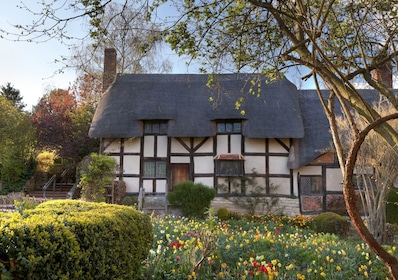 Anne Hathaway's Cottage in England