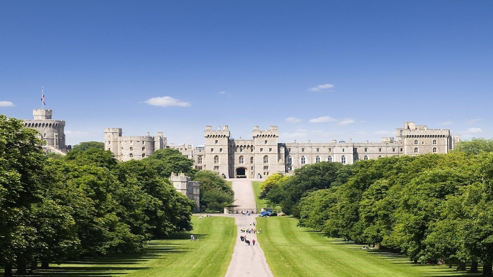 Show item 5 of 10. Windsor Castle in London