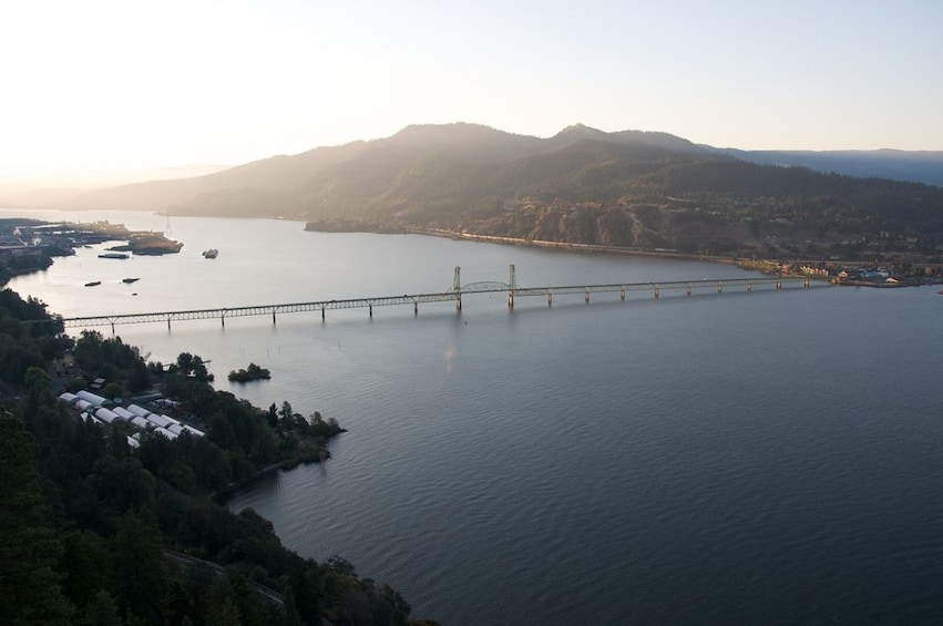 All-Inclusive Whitewater and Wine Tour in the Columbia Gorge