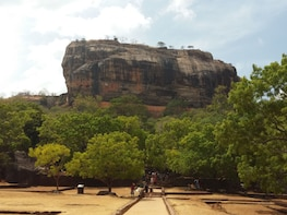 One-Day Tour of Sigiriya Dambulla from Colombo