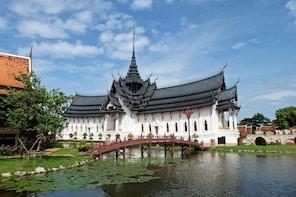 Ancient Siam Ticket