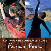 Book your Experimental Flamenco with Esther Ponce.