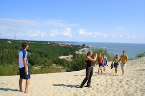 Tour to Nida and Curonian spit
