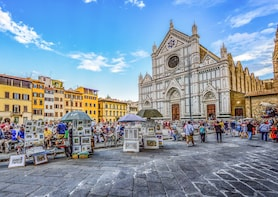 Private tour: Pisa & Florence