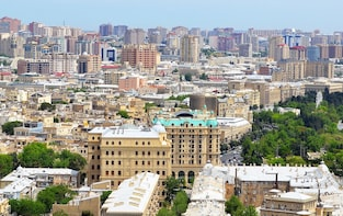 Baku private sightseeing tour