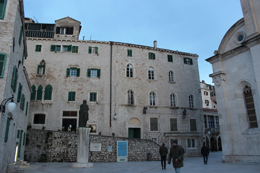 Show item 4 of 6. Private tour Sibenik city and Krka National Park from Split