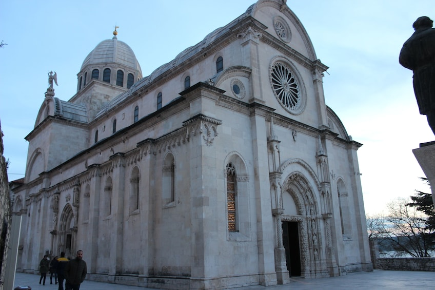Show item 3 of 6. Private tour Sibenik city and Krka National Park from Split