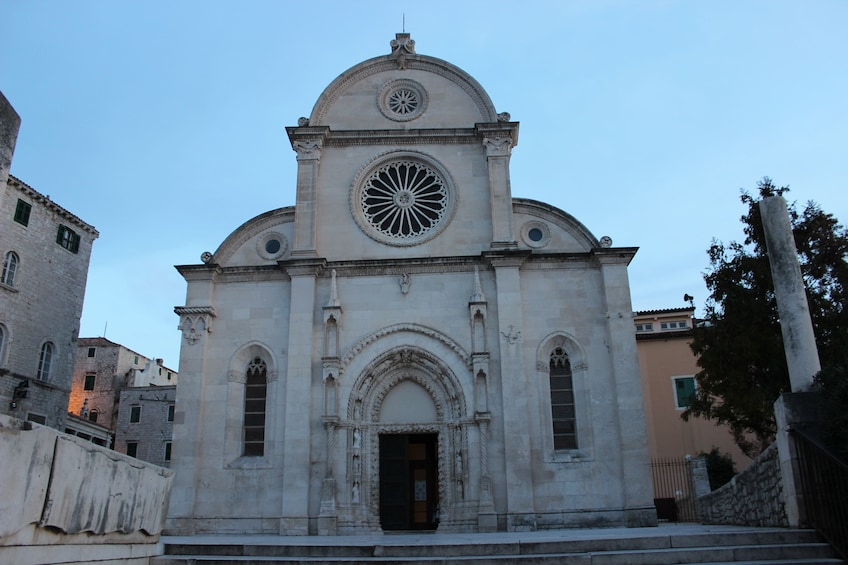 Show item 1 of 6. Private tour Sibenik city and Krka National Park from Split