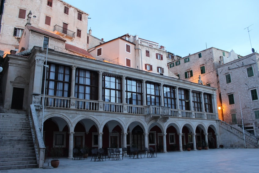 Show item 2 of 6. Private tour Sibenik city and Krka National Park from Split