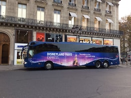 Express Shuttle to Disneyland® Paris from Paris