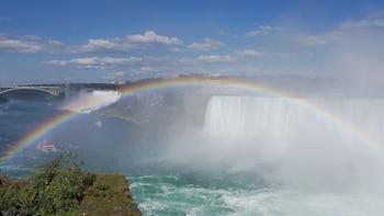 Half-Day Canadian Side Sightseeing Tour of Niagara w/Cruise