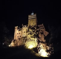 Transylvania & Dracula's Castle tour in one day!