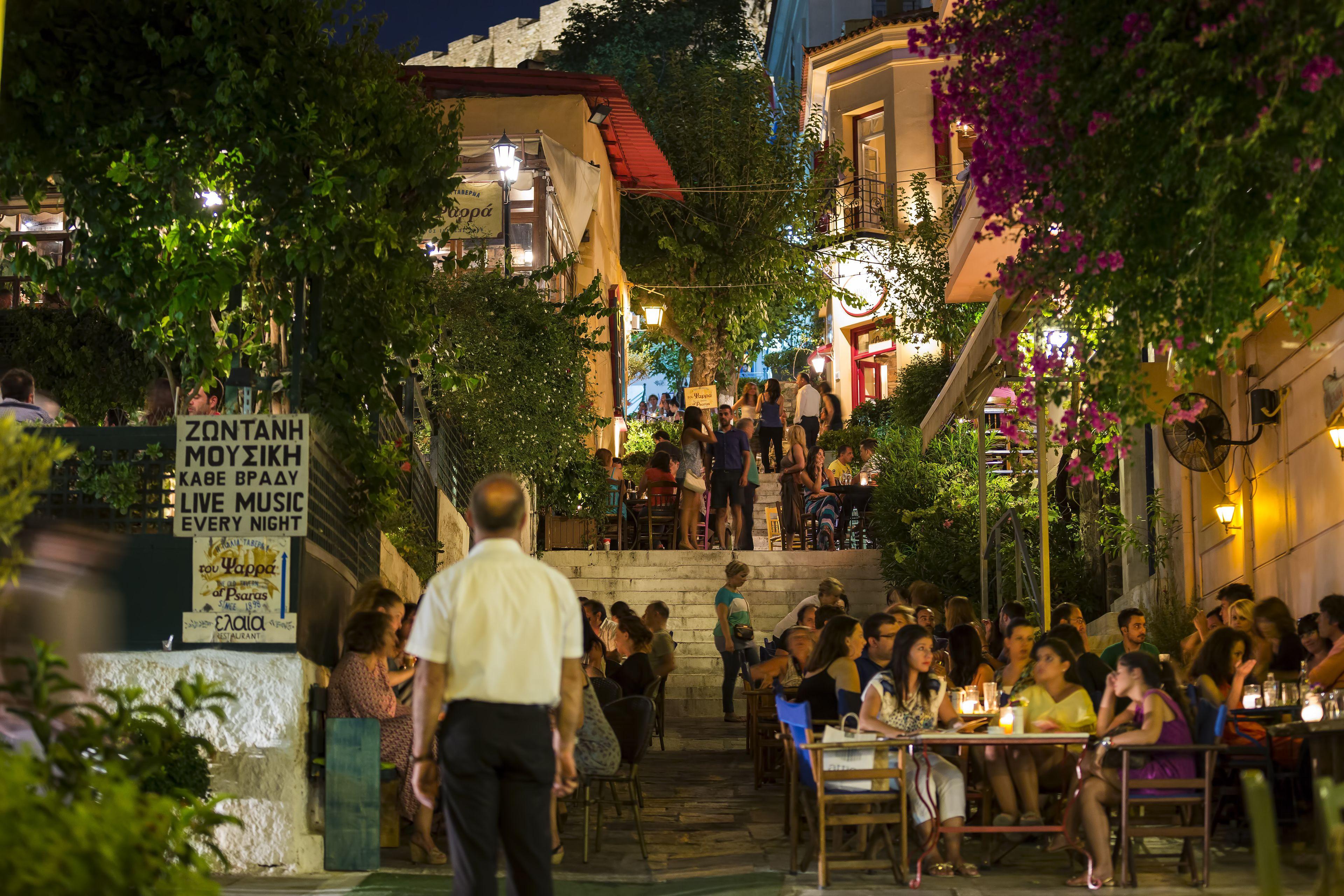 Food, drink & nightlife