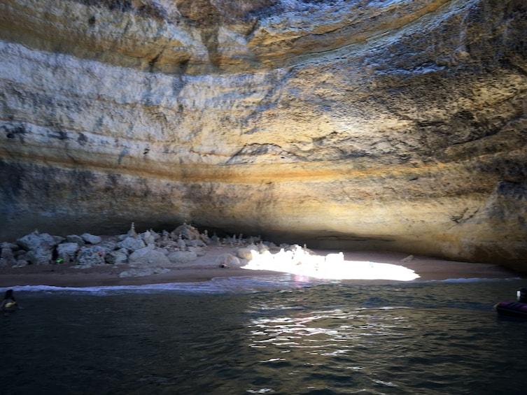 Show item 4 of 10. Caves & Coast Tours (Benagil - Marinha Beach)