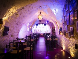 Flamenco Show in a natural Cave-Restaurant in Granada