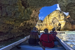 Ponta da Piedade Caves and Beaches Tour