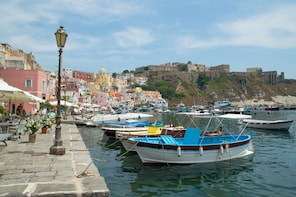 Private Ischia Boat Excursion from Capri