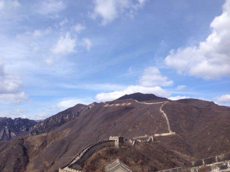 Show item 5 of 7. Beijing Jinshanling Great Wall Group Tour