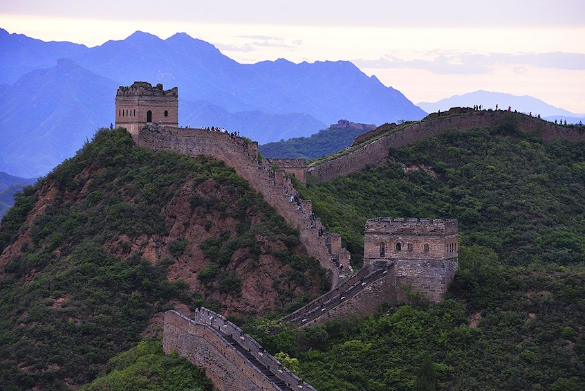 Show item 3 of 7. Beijing Jinshanling Great Wall Group Tour