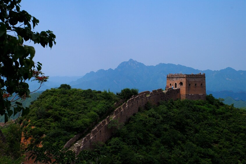 Show item 4 of 7. Beijing Jinshanling Great Wall Group Tour