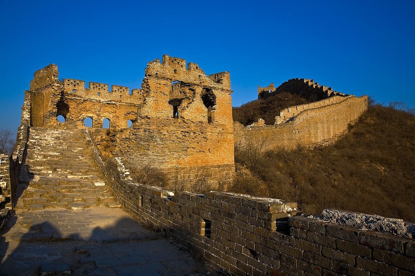 Show item 1 of 7. Beijing Jinshanling Great Wall Group Tour