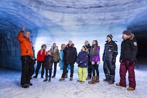 Langjökull Glacier Ice Cave Tour from Húsafell