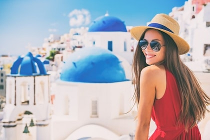 Oia Sunset and Traditional Villages Full Day Tour