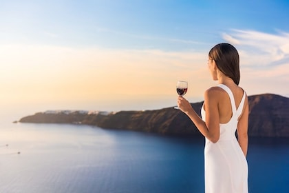 Winery – Oia Sunset Private Tour