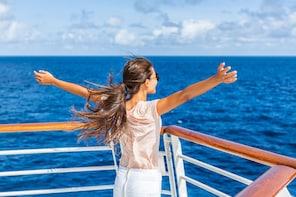 Sunset Catamaran Cruise Tahiti